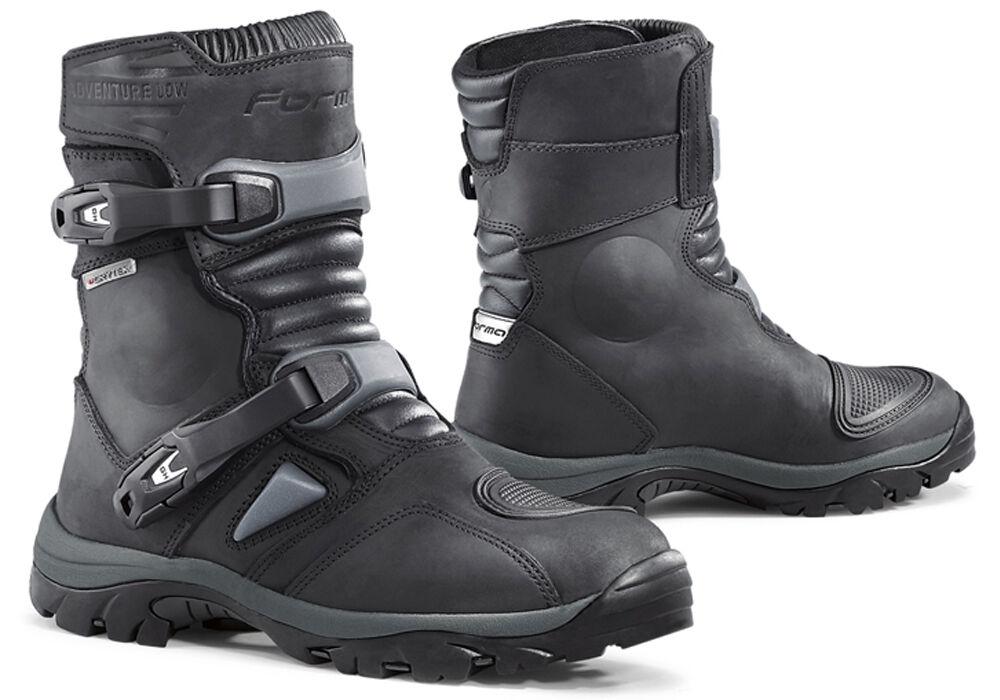 3e0831e8c56 FORMA Boots Adventure Low - Black