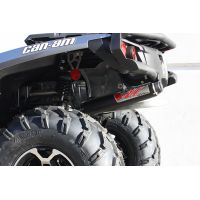 BIG GUN Can-Am Outlander 570/650/800R/850 XT/1000XT/XMR (12-16) EVO UTILITY Slip On