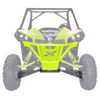FRONT BUMPER BR10 MANTA GREEN (WITH PLATE) MAVERICK XDS