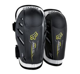 FOX Yth Titan Sport Elbow Guards - OS, Black MX21