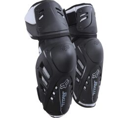 FOX Titan Pro Elbow Guards Ce - Black MX21