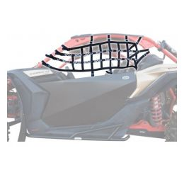 NET ROLL BAR (XRW white) - CAN AM MAVERICK X3 XRS