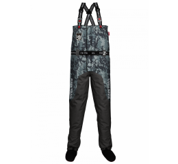 Finntrail Waders Aquamaster-Z CamoGrey