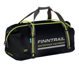 Finntrail Bag for trunk Sattelite Black