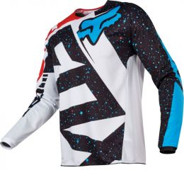 FOX dres 180 Nirv - Red/White, MX17