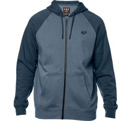 FOX Legacy Zip Fleece, Blue Steel, LFS18F
