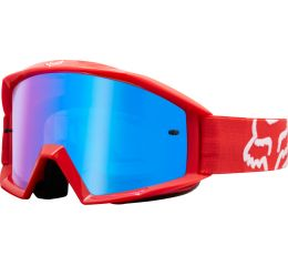 FOX Goggles Main Race - NS, Red, MX18