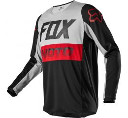 FOX 180 Fyce Jersey-Grey MX20