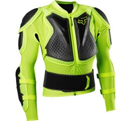 FOX Titan Sport Jacket-Fluo Yellow, MX20