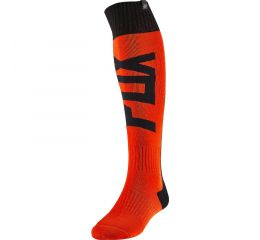 FOX Fri Thick Sock-Fyce-Fluo Orange MX20