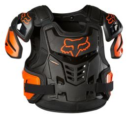 FOX Raptor Vest, Ce-Orange Flame MX20