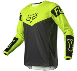 FOX 180 Revn Jersey - Fluo Yellow MX21