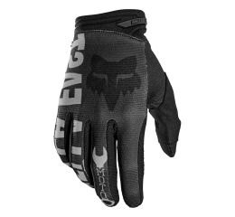 FOX 180 Illmatik Glove - Black/Grey MX21