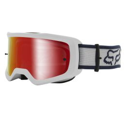 FOX Main Barren Goggle - Spark - OS, White MX21