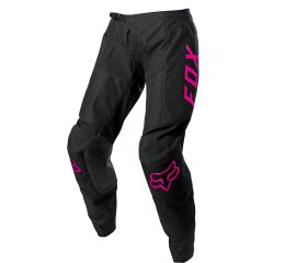 FOX Wmns 180 Djet Pant - Black/Pink MX21