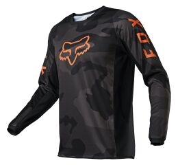 FOX 180 Trev Jersey - Black Camo MX21