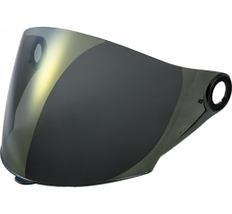 LS2 VISOR OF569 IRIDIUM GOLD