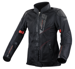 LS2 ALBA LADY JACKET BLACK