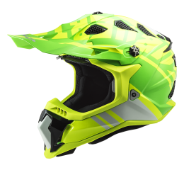 LS2 MX700 SUBVERTER GAMMAX GL.H-V YELLOW GREEN