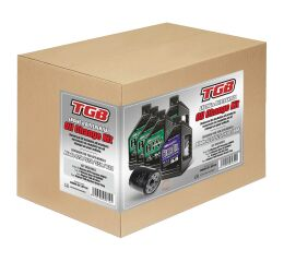 Oil change kit + diff. - TGB Target+Blade 425/525/550/600 (1pc filter, 1pc washer, 5l oil)