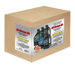 Oil change kit + diff., gearbox - CAN-AM Gen 2 Outlander+Renegade 570/650/800/850/1000