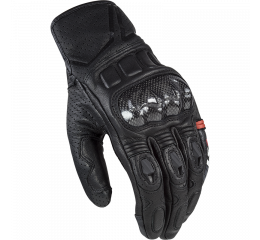 LS2 SPARK MAN GLOVES BLACK