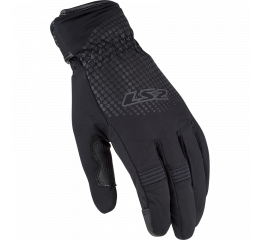LS2 URBS LADY GLOVES BLACK