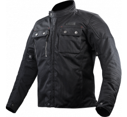 LS2 VESTA MAN JACKET BLACK