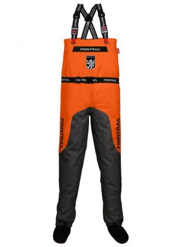 Finntrail Waders Aquamaster Orange XL