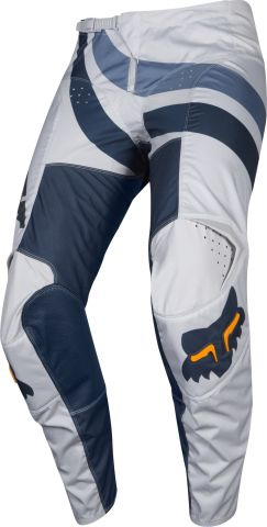FOX 180 Cota Pant  - XL, Grey/Navy MX19