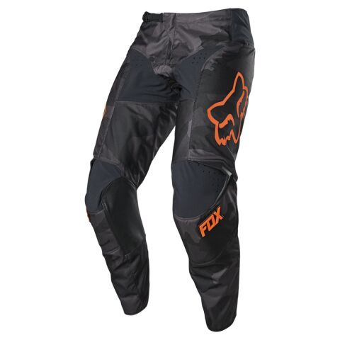 FOX 180 Trev Pant - M, Black Camo MX21