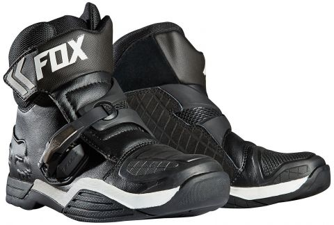 FOX Boots Bomber Boot - Black, MX18