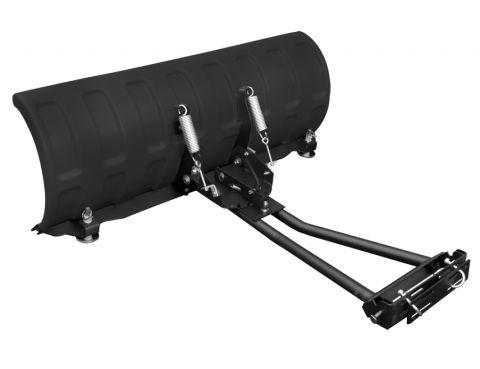 SHARK sněhová radlice 132 cm, černá, včetně univerzálního adaptéru